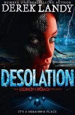 Demon Road 02. Desolation - Derek Landy