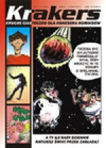 Krakers nr 3 (17) 2001 - Michał Antosiewicz, Wojciech Birek, Jan Czubaka, Aleksandra Ogaza, Kiełbus Sławomir, Arkadiusz Florek, Mariusz Sopyłło, Jarosław Gach, Jindrich Penkert