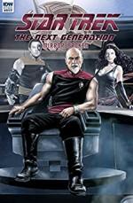Star Trek: TNG: Mirror Broken #0 - David Tipton, Scott Tipton, J.K. Woodward
