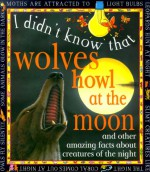 Wolves Howl At The Moon (I Didn't Know That) - Cecilia Fitzsimons, Mike Atkinson, Jo Moore