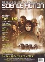 Science Fiction 2002 01 (11) - Kir Bułyczow, Robert J. Szmidt, Wiesław Gwiazdowski, Michał Rykowski, Robert Zeman, Radosław Bomba