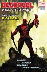 Deadpool: Merc With A Mouth #1 (of 13) - Victor Gischler, Bong Dazo, Arthur Suydam