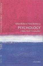 Psychology: A Very Short Introduction - Gillian Butler, Freda McManus