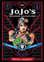 JoJo's Bizarre Adventure: Part 2--Battle Tendency, Vol. 1 - Hirohiko Araki