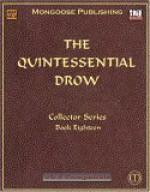 The Quintessential Drow - Sam Witt, Anne Stokes