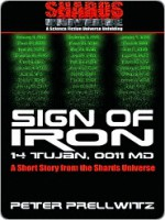 Sign of Iron--A HK Devonshire Novel [A Short Story from the Shards Universe] - Peter Prellwitz