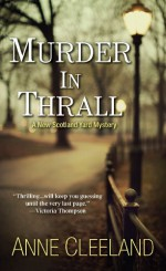 Murder In Thrall (A New Scotland Yard Mystery Book 1) - Anne Cleeland