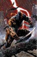 Deathstroke Vol. 1: Gods of Wars (The New 52) - Tony Daniel, Tony Daniel