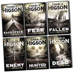 Charlie Higson The Enemy Series 6 Books Collection Pack Set (The Enemy, The Dead, The Fear, The Sacrifies, the Fallen , The Hunted) - Charlie Higson