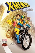 X-Men '92 #1 (Newbury Comics Exclusive Siya Oum Variant Cover) - Chad Bowers, Chris Sims