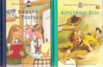 10-Book Set: Kit's Home Run, Molly's A+ Partner, Addy Studies Freedom, Kirsten and the Chippewa, Felicity Discovers a Secret, Felicity's New Sister, A Reward for Josefina, Samantha's Winter Party, Molly Takes Flight, Just Josefina (American Girls Short St - Valerie Tripp, Janet Shaw, Connie Porter