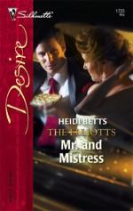 Mr. and Mistress - Heidi Betts