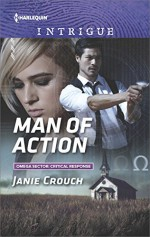 Man of Action (Omega Sector: Critical Response) - Janie Crouch