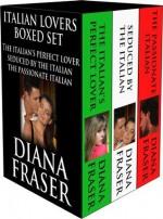 Italian Lovers-Boxed Set - Diana Fraser