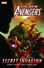 New Avengers Vol. 8: Secret Invasion Book 1 - Brian Michael Bendis, Michael Gaydos, Jim Cheung, David Mack, Billy Tan