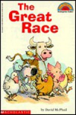 The Great Race (level 2) (Hello Reader, Level 2) - David McPhail
