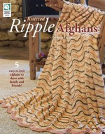 Knitted Ripple Afghans - Melissa Leapman