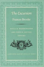 Excursion-Pa - Frances Brooke, Paula R. Backscheider
