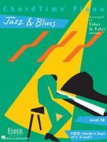 Chordtime Jazz & Blues L2b (Chordtime Piano) - Nancy Faber, Randall Faber