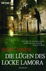 Die Lügen des Locke Lamora: Band 1 - Roman (German Edition) - Scott Lynch, Ingrid Herrmann-Nytko