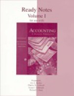 Ready Notes Volume 1 To Accompany Accounting: A Business Perspective - Roger H. Hermanson, Michael W. Maher, James Don Edwards