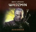 Wiedzmin: Ostatnie zyczenie, Miecz przeznaczenia (4CD, MP3) - Andrzej Sapkowski