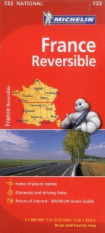France, Reversible (Maps/Country (Michelin)) - Michelin Travel & Lifestyle