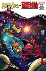 Moon Girl and Devil Dinosaur (2015-) #16 - Amy Reeder, Brandon Montclare, Amy Reeder, Natacha Bustos