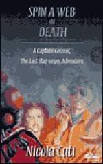 Spin a Web of Death: A Captain Cosmos, the Last Star-Veyer Adventure - Nicola Cuti