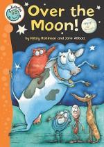 Over the Moon! - Hilary Robinson, Jane Abbott
