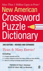 New American Crossword Puzzle Dictionary (Revised Edition)) - Philip D. Morehead, Philip D. Morehead, Loy Morehead