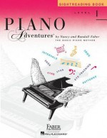 Piano Adventures Sightreading Book, Level 1 - Nancy Faber, Randall Faber