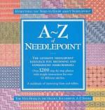 A-Z of Needlepoint (A-Z Needlework, Vol. 11) - Sue Gardner