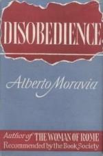Disobedience - Alberto Moravia