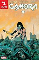 Gamora (2016-) #1 - Nicole Perlman, Marco Checchetto, Esad Ribic