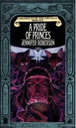 A Pride of Princes - Jennifer Roberson