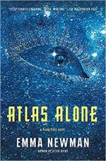 Atlas Alone (Planetfall 4) - Emma Newman