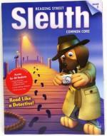 Reading 2013 Common Core Reading Street Sleuth Grade 3 - Scott Foresman