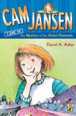 The Mystery of the Stolen Diamonds - David A. Adler, Susanna Natti