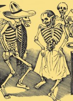 Day of the Dead Notebook - Dover