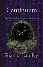Continuum (Chronicles of the Harekaiian Book 3) - Shanna Lauffey