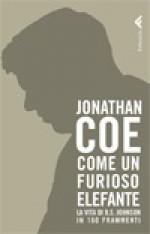 Come un furioso elefante: La vita di B.S. Johnson in 160 frammenti - Jonathan Coe, Silvia Rota Sperti