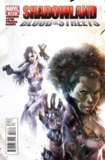 Shadowland: Blood on the Streets #3 - Wellinton Alves