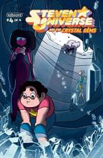 Steven Universe and the Crystal Gems #4 - Josceline Fenton, Chrystin Garland