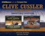 Golden Buddha / Sacred Stone - J. Charles, Clive Cussler, Craig Dirgo