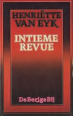 Intieme revue: de Kleine parade II - Henriëtte van Eyk
