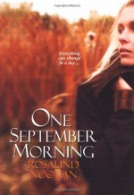One September Morning - Rosalind Noonan