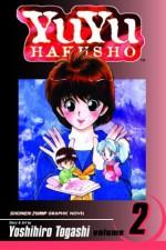 YuYu Hakusho, Vol. 2: Lonesome Ghosts - Yoshihiro Togashi