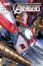 All-New, All-Different Avengers (2015-) #3 - Adam Kubert, Alex Ross, Mark Waid