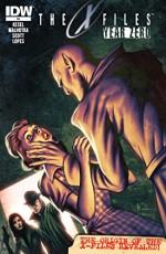 The X-Files: Year Zero #4 - Karl Kesel, Vic Malhotra, Greg Scott, Carlos Valenzuela